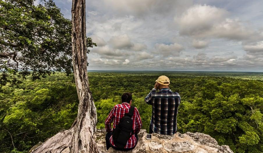 Que faire au Mexique ? - Réserve Naturelle de la Biosphère de Calakmul © Alejandro Hernández Flickr