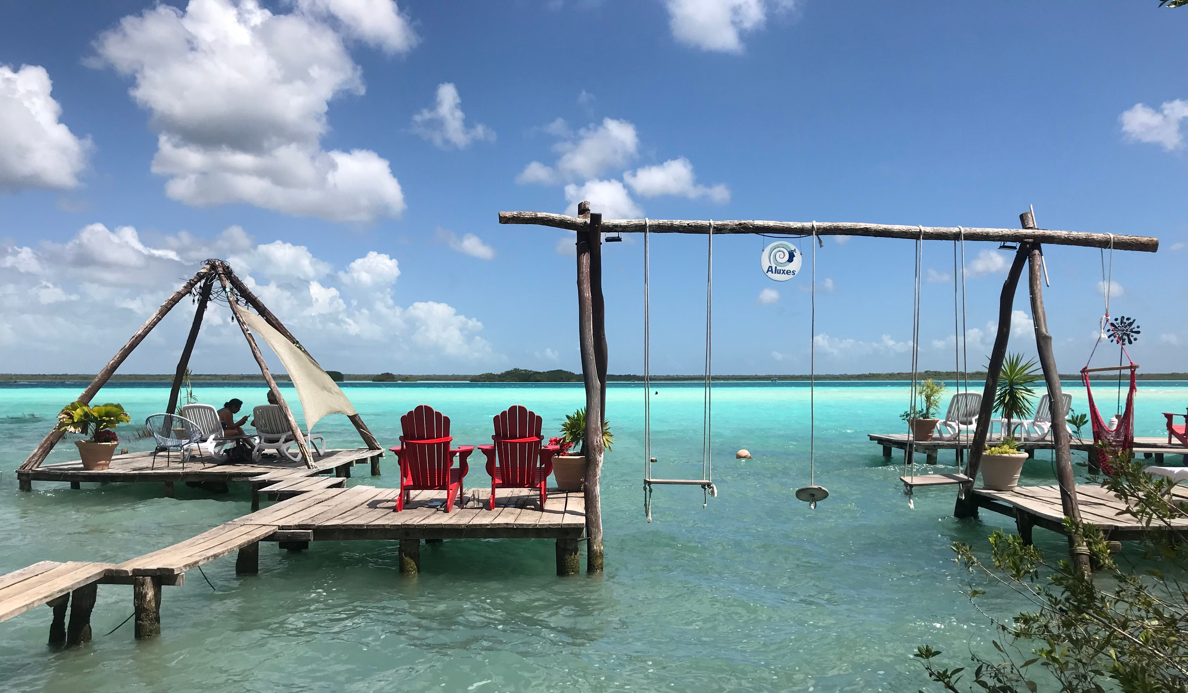 Que faire au Mexique ? - La lagune de Bacalar © Clara Casciana