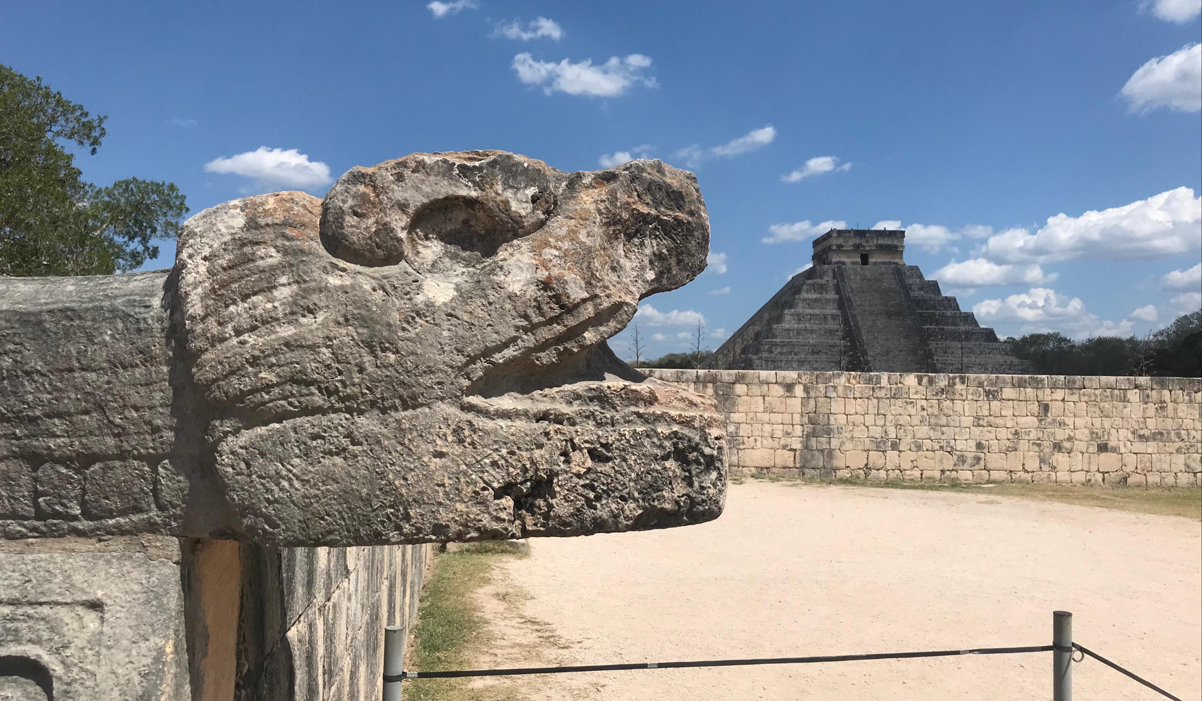 Que faire au Mexique ? - Chichén Itzá © Clara Casciana