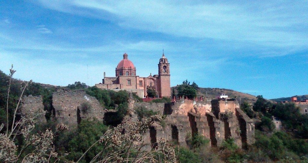 Guanajuato - Mine de la Valenciana ©Sangall90