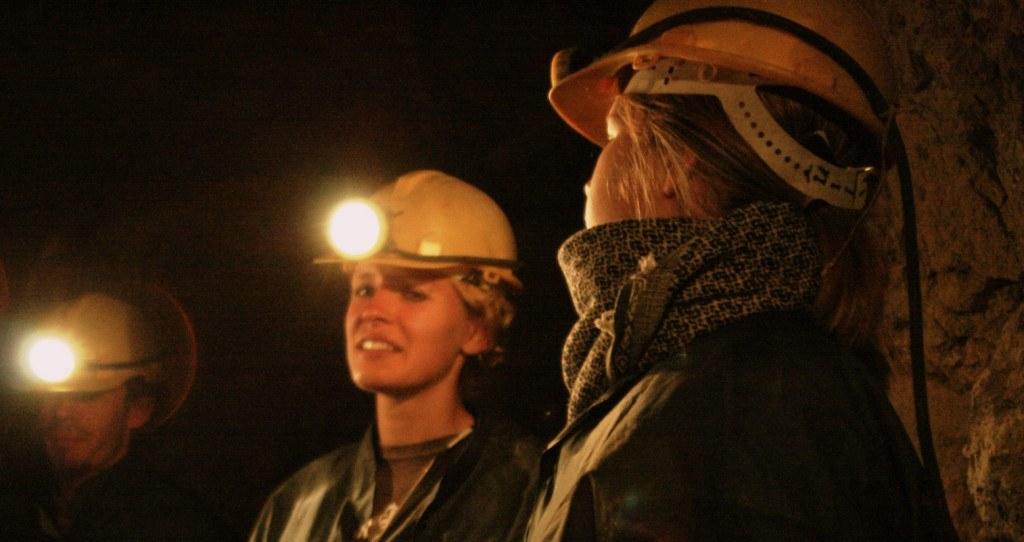 Dans les mines - Guanajuato ©Carlos Adampol Galindo