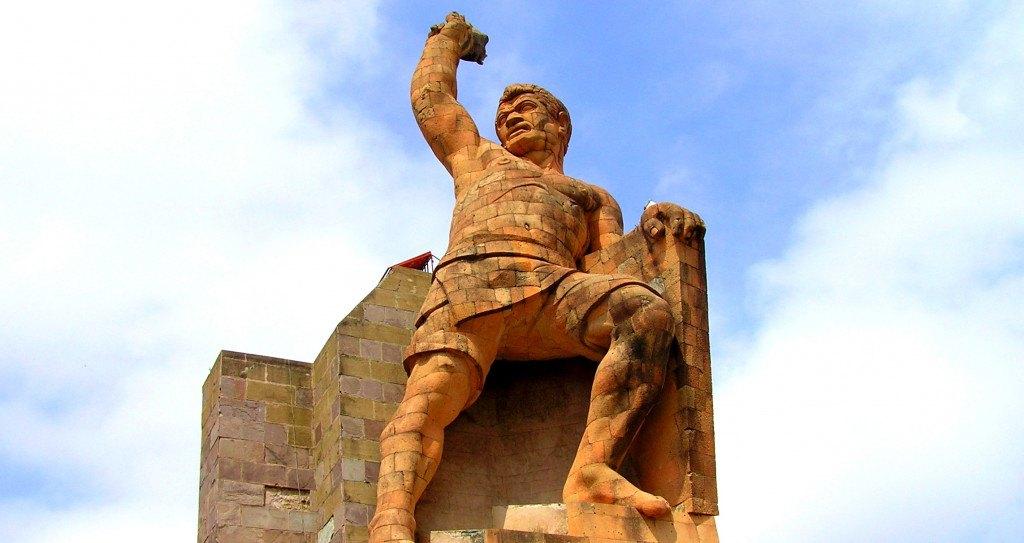 Monumento al Pipila - Guanajuato ©Henrik Bennetsen