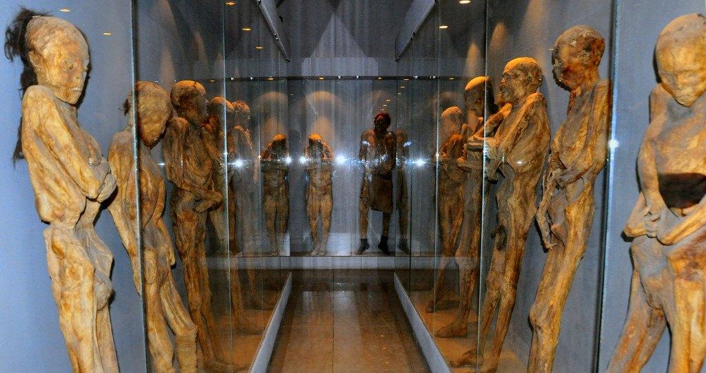 Les momies de Guanajuato ©Russ Bowling