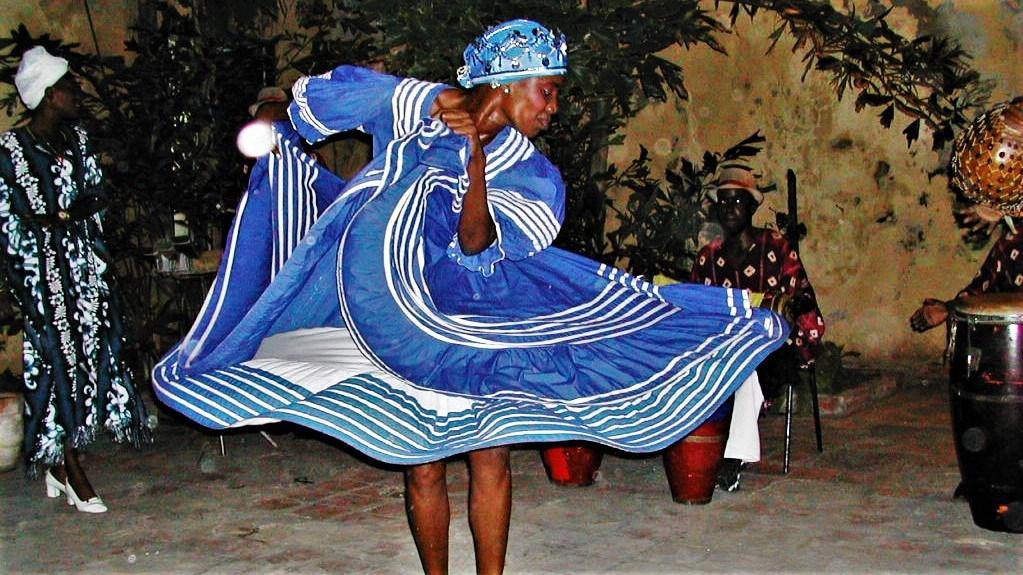 Danseuse Yoruba ©James Emery