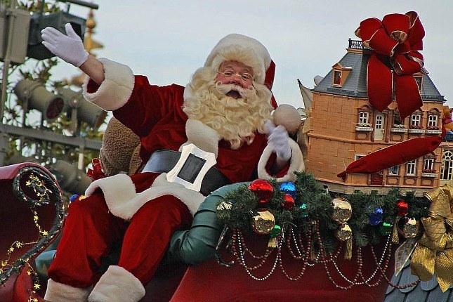 Le Père Noël tel que nous le connaissons !