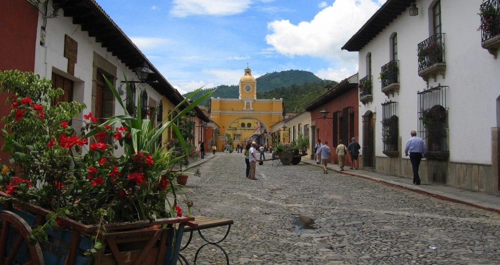 Antigua Guatemala ©Seasonsfan