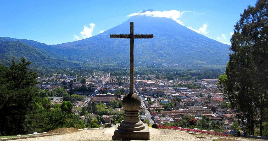 Antigua Guatemala Cerro de la Cruz ©Joseph Hill
