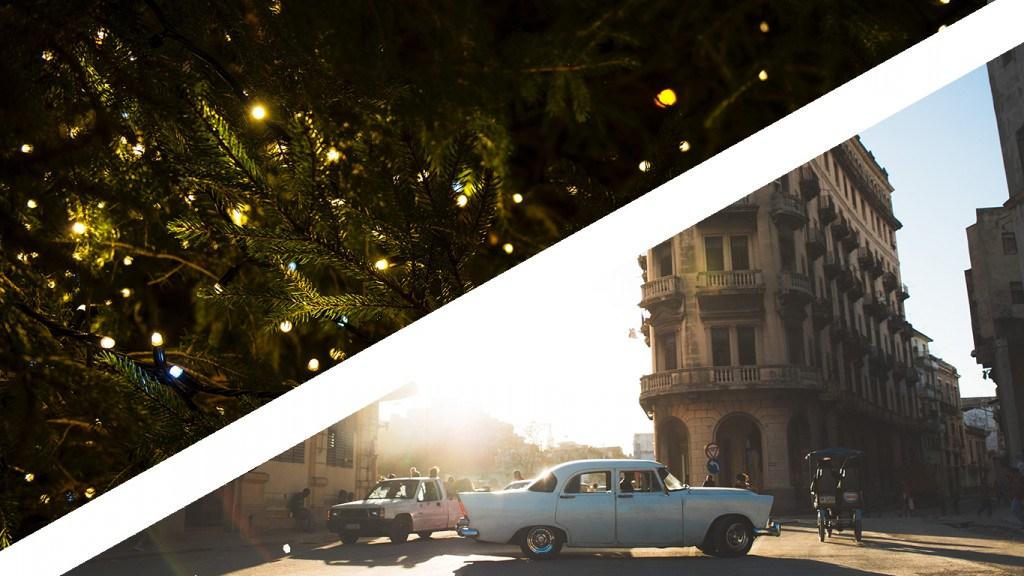 Quand Noël en Amérique Centrale, rime avec convivial et phénoménal !