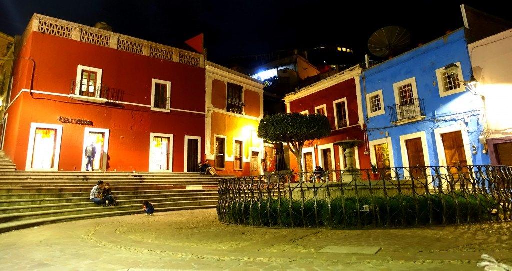 Plaza de los Angeles -Guanajuato ©Mathilde Arnod