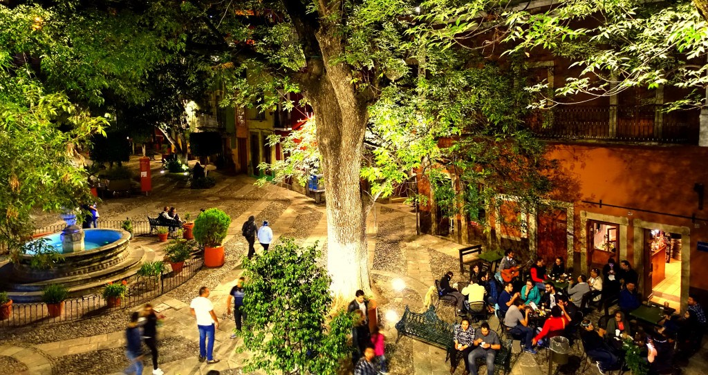 Place San Fernando - Guanajuato ©Mathilde Arnod
