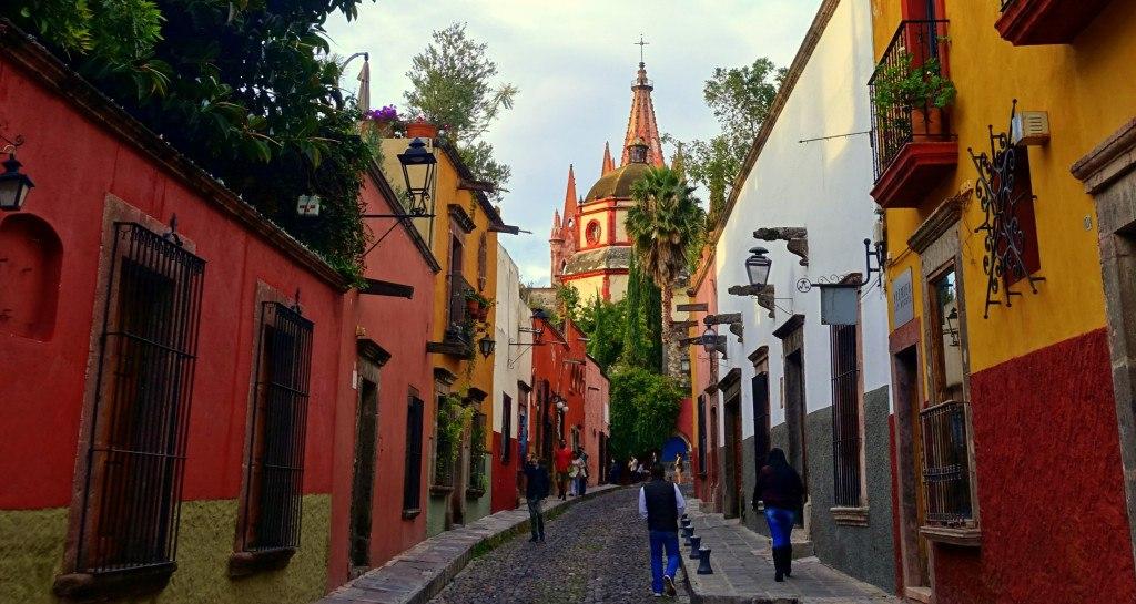 San Miguel de Allende ©Mathilde Arnod