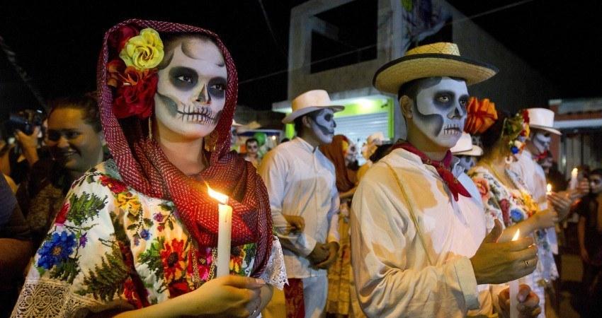 Quand partir au Mexique : la fête des morts ©Hugo Borges
