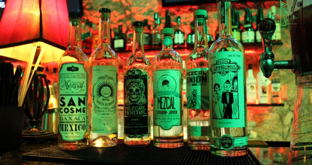 différence entre mezcal et tequila - Mezcal ©Festival Ambulante