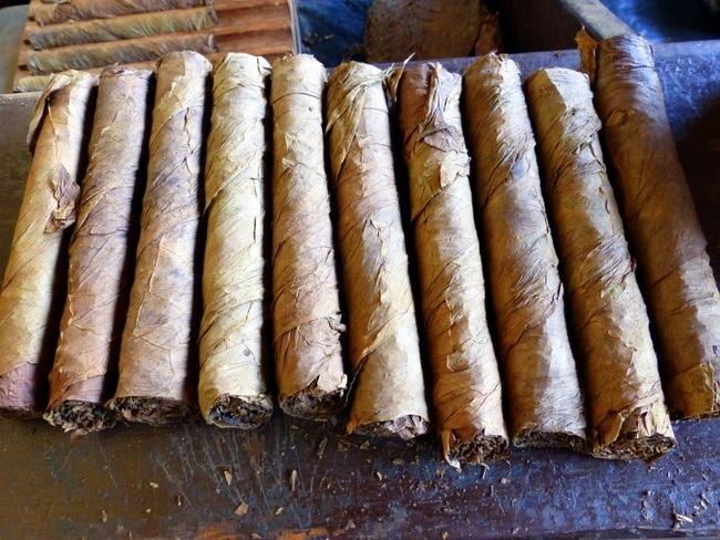 Cigares d'une fabrique artisanale, Granada, infos sur le circuit Costa Rica Nicaragua