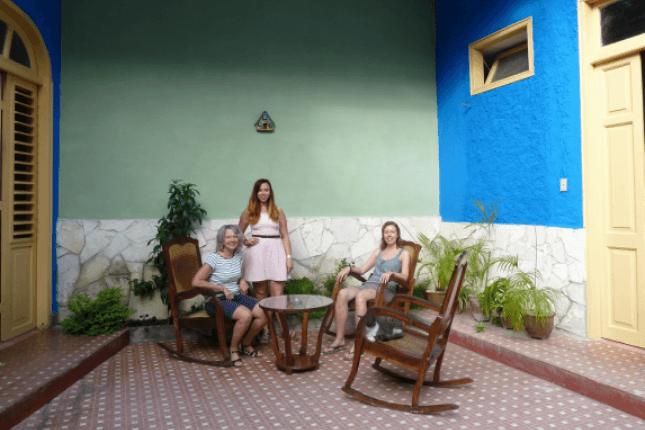Casa particular Cienfuegos