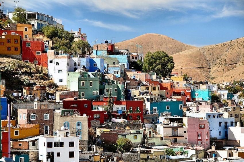 Guanajuato, Mexique © Russ Bowling