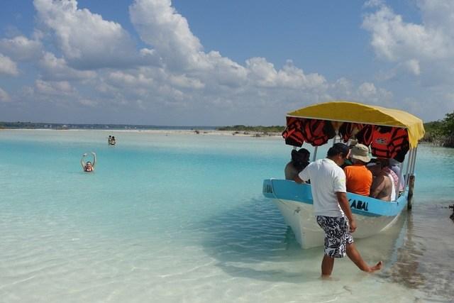 Culture maya : 7 lagunes