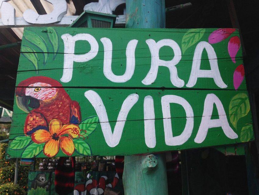 Amérique Centrale Costa Rica