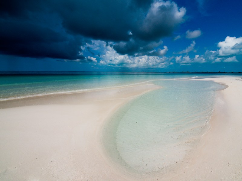 Playa Paraiso Cuba ©Topyti
