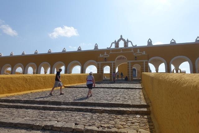 Culture maya : Izamal