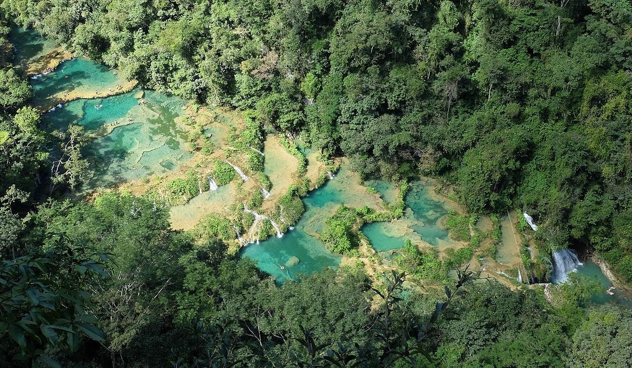 Semuc-Champey-Guatemala