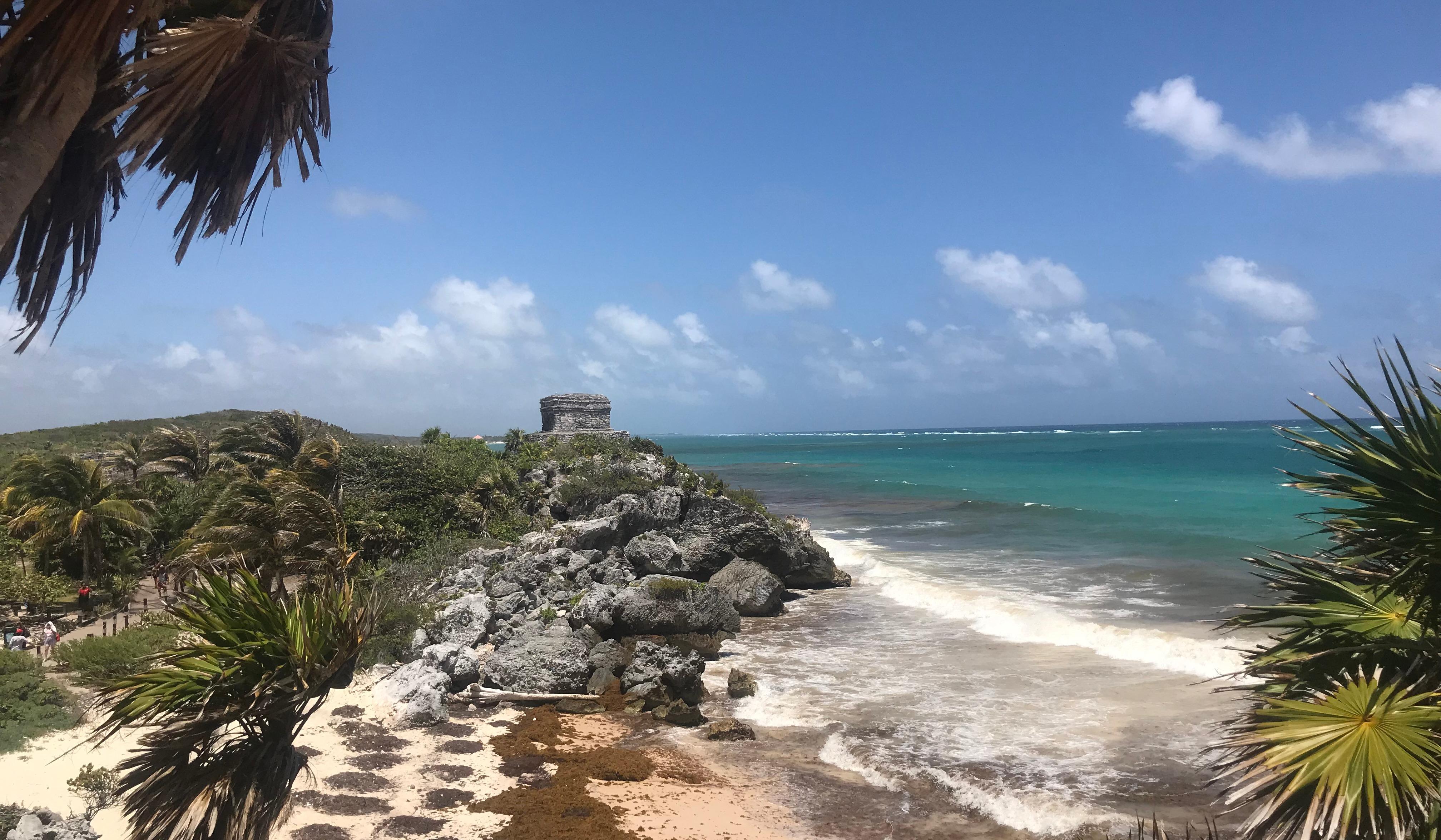Que faire au Mexique ? - Les plages de Tulum © Clara Casciana