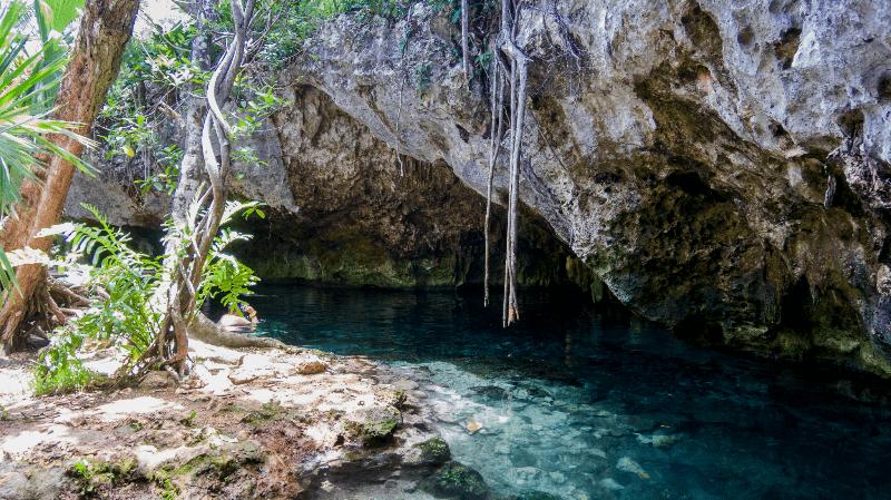 Le Gran Cenote - Wikimedia Commons